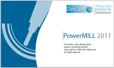 PowerMILL2011 label